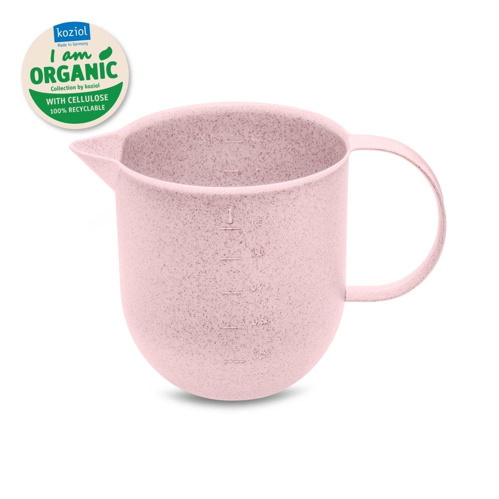 PALSBY Krug 1,2l organic pink