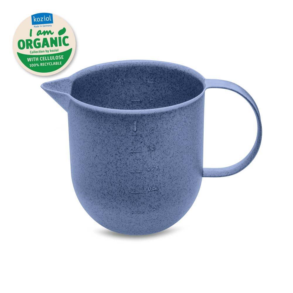 PALSBY Krug 1,2l organic blue