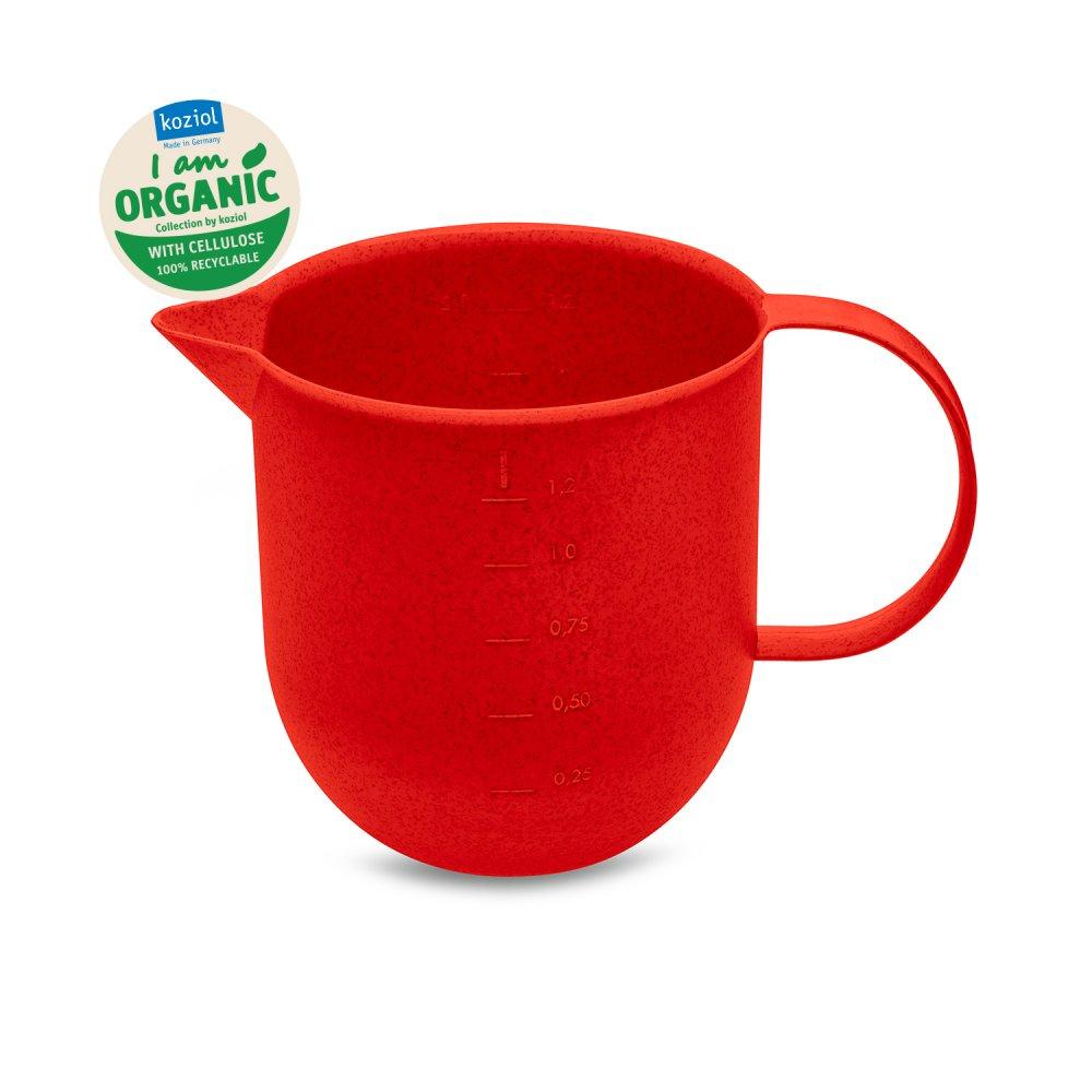 PALSBY ORGANIC Krug 1,2l organic red