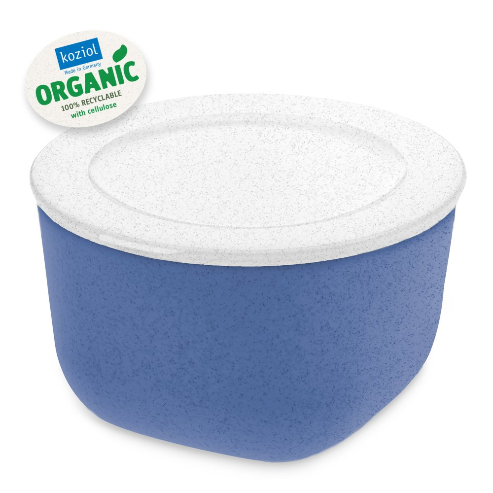 CONNECT FRESH M ORGANIC Box mit Deckel 1l organic blue-organic white