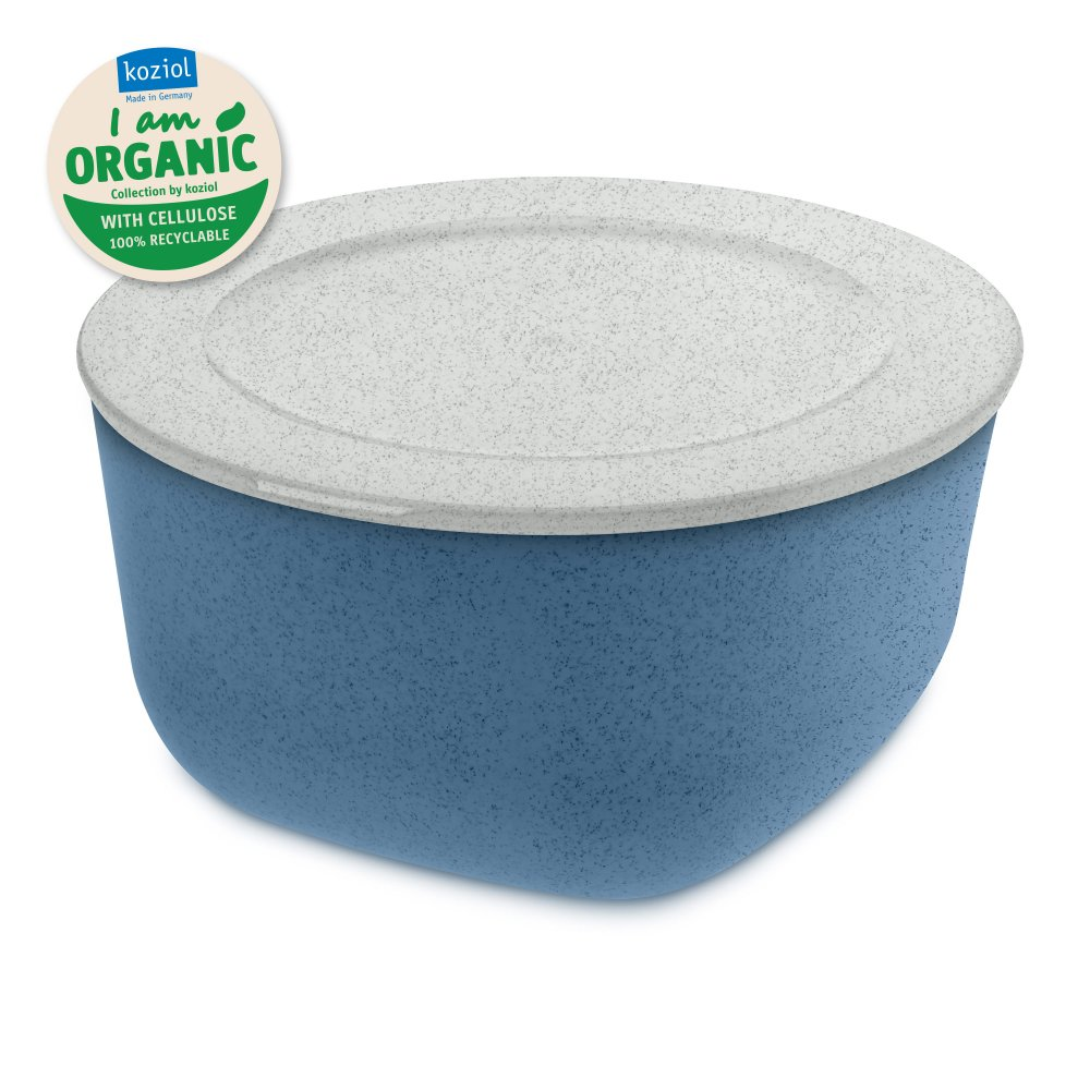 CONNECT L ORGANIC Box mit Deckel 2l organic deep blue