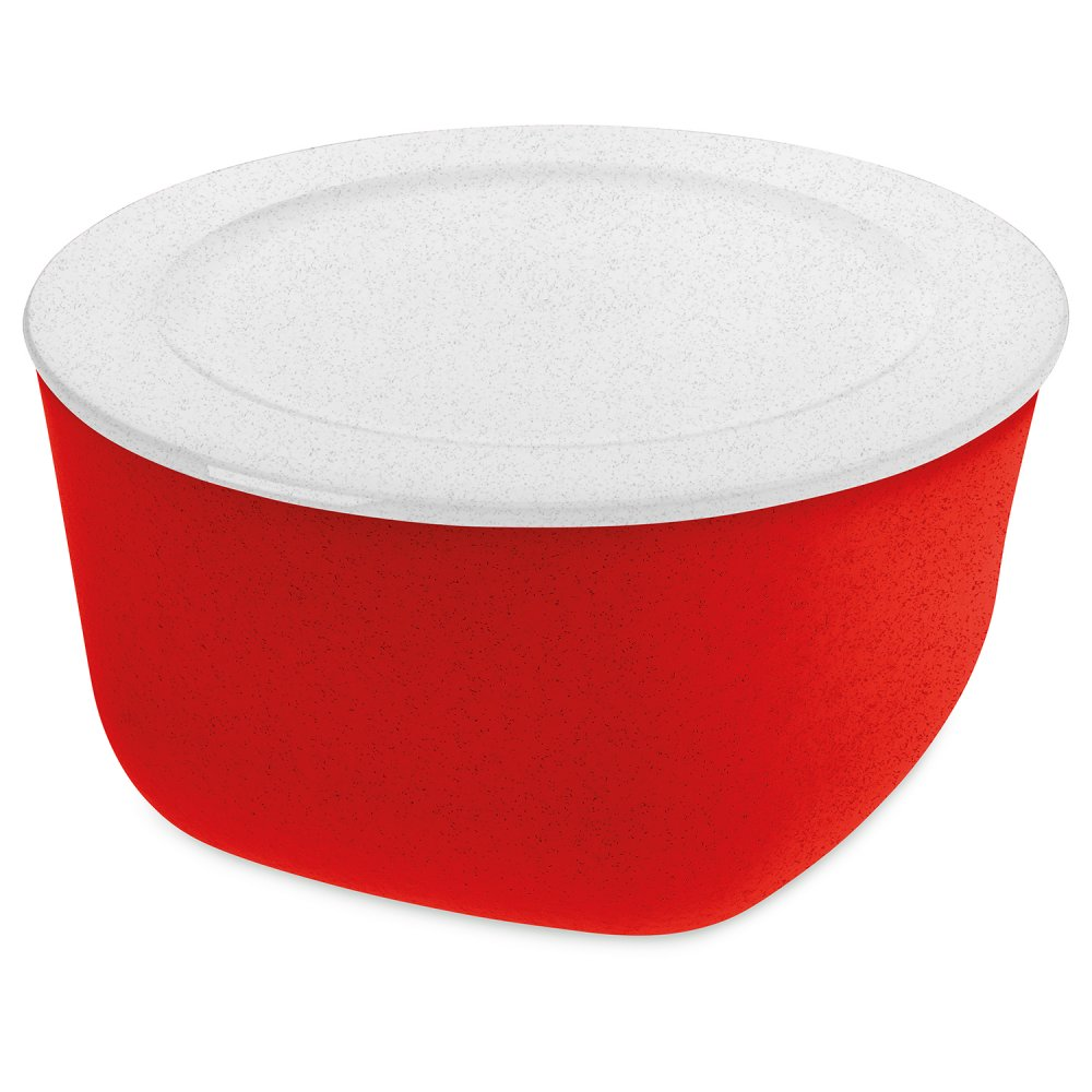 CONNECT BOX 4 Box mit Deckel 4l organic red-organic white