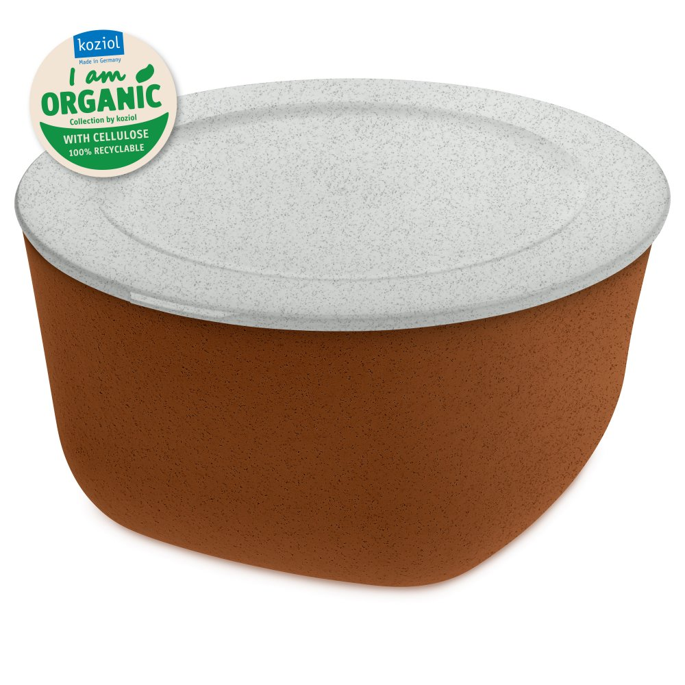 CONNECT XL ORGANIC Box mit Deckel 4l organic rusty steel