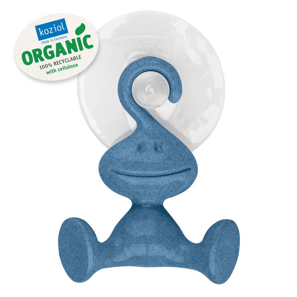 MORITZ ORGANIC Wandhaken organic deep blue