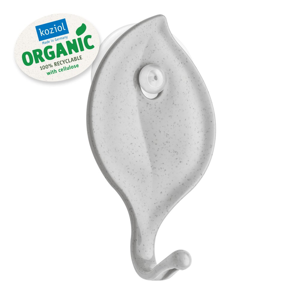SENSE Wall Hook organic grey