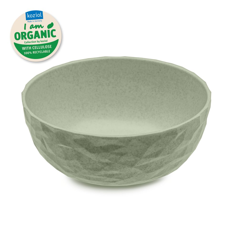 CLUB ORGANIC Bowl organic green