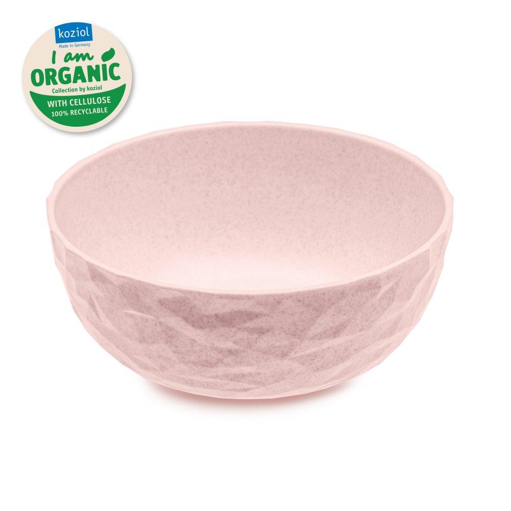 CLUB ORGANIC Schale organic pink