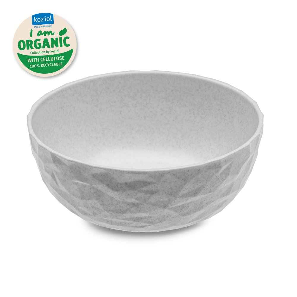 CLUB ORGANIC Bowl organic grey