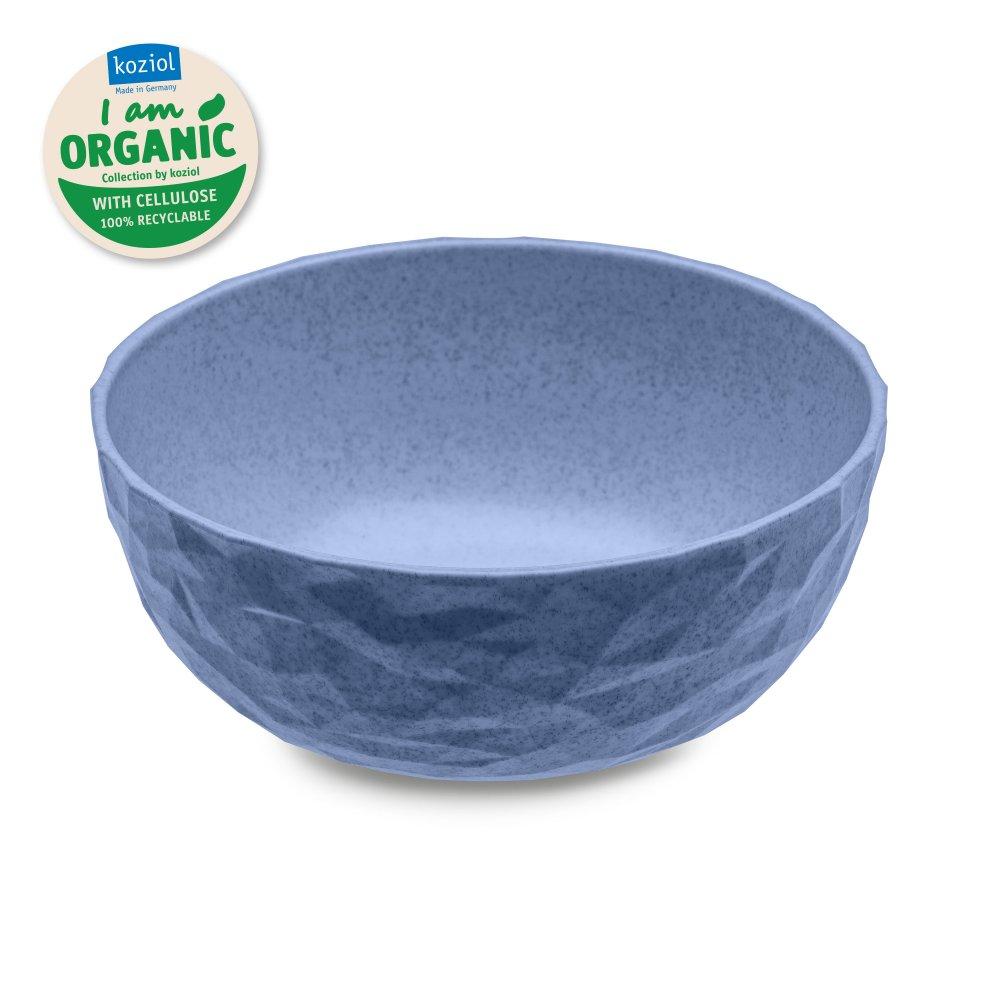 CLUB ORGANIC Schale organic blue