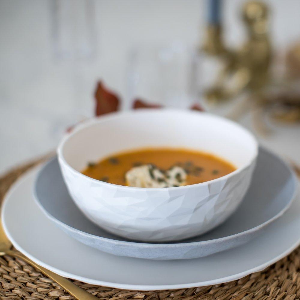 CLUB PLATE M ORGANIC Soup Plate