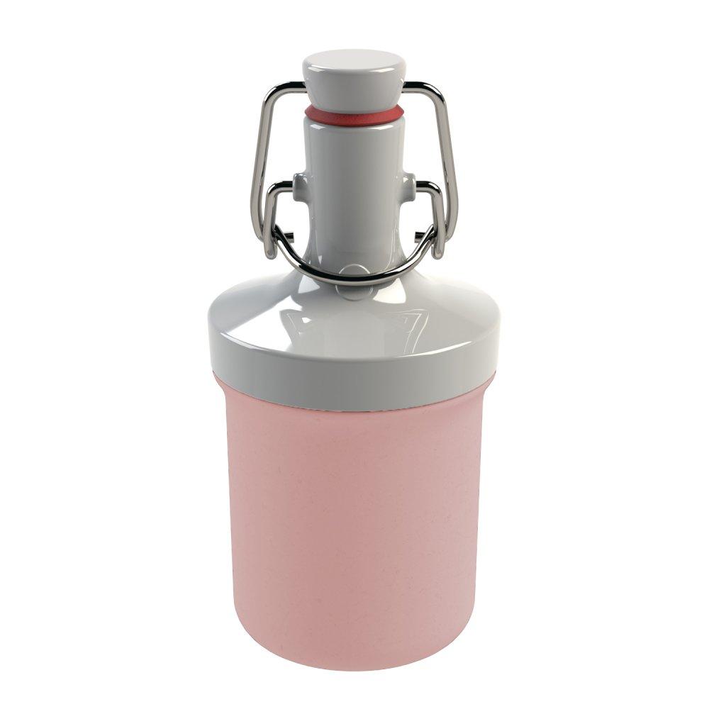 PLOPP TO GO MINI Organic Trinkflasche 200ml organic pink