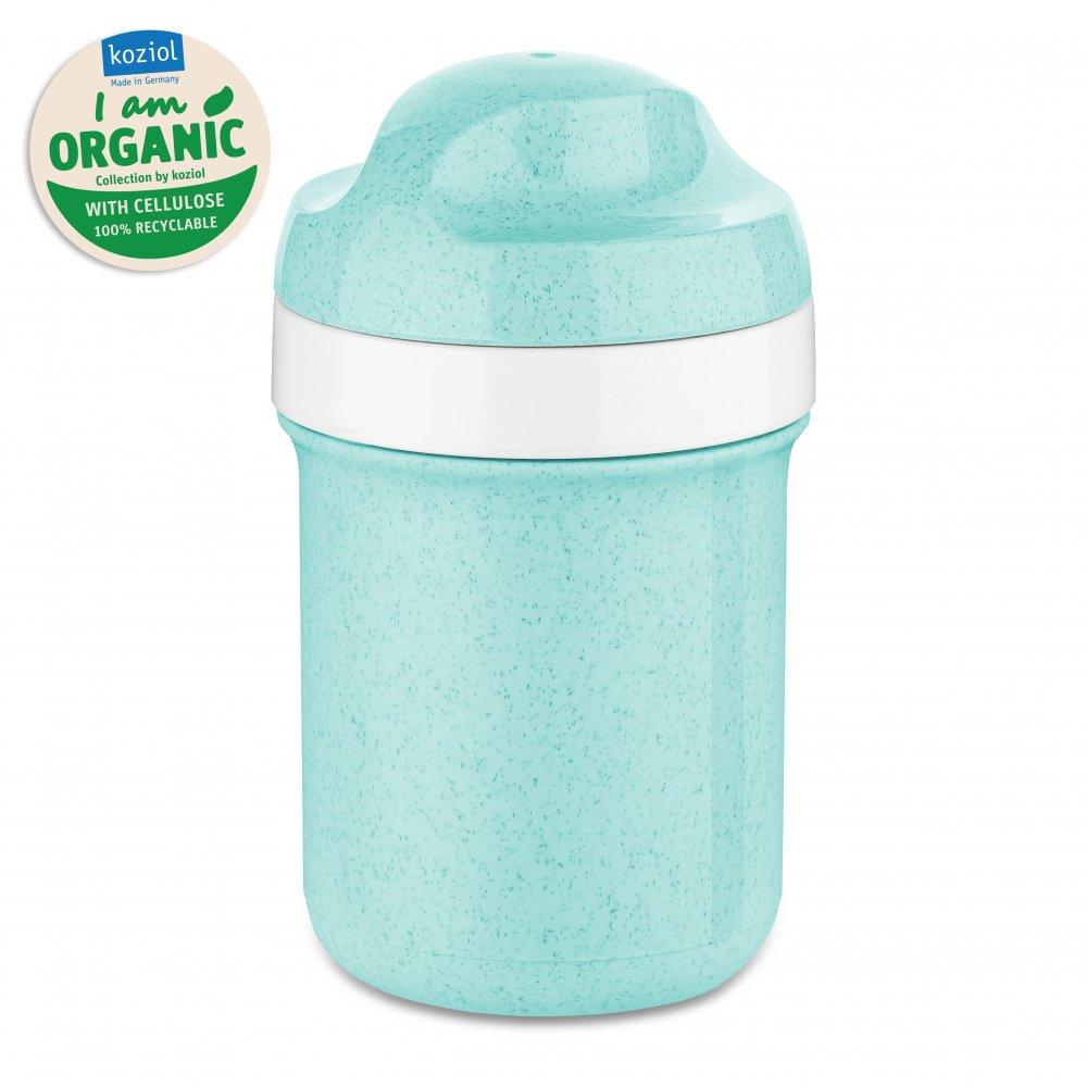 OASE MINI Trinkflasche 200ml organic aqua