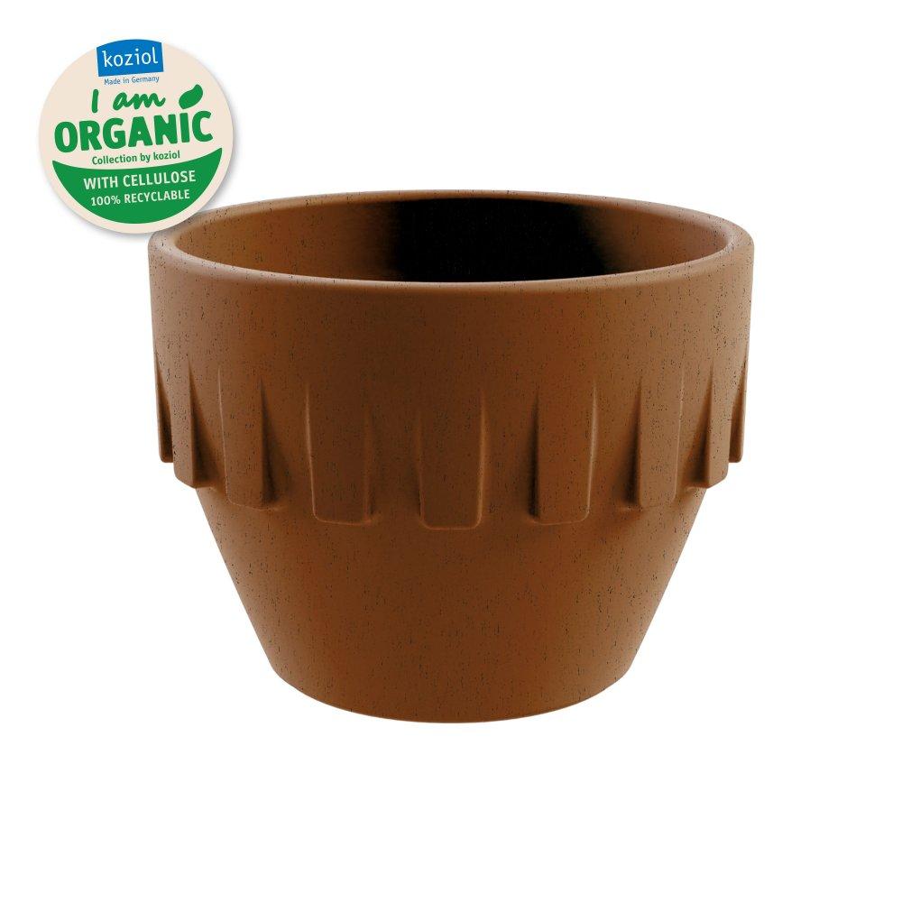 CONNECT ORGANIC Espresso Cup 100ml organic rusty steel