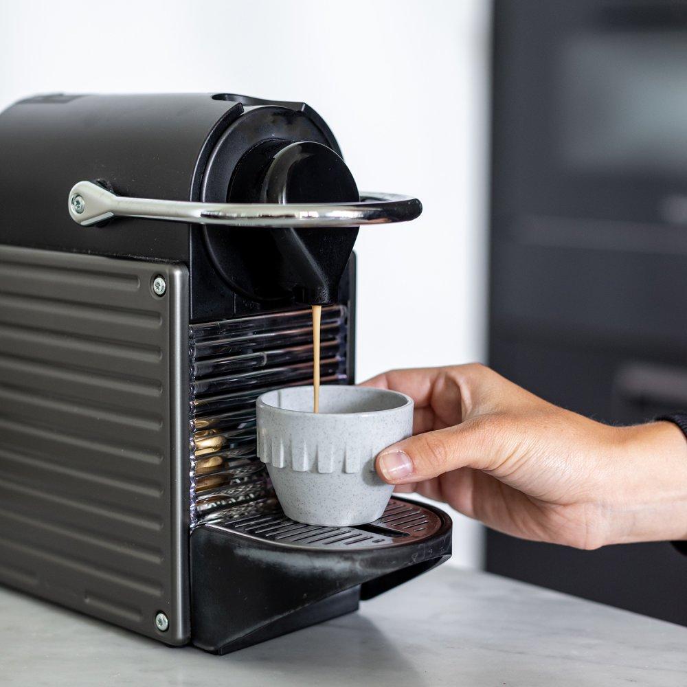 CONNECT ORGANIC Becher Espresso 100ml