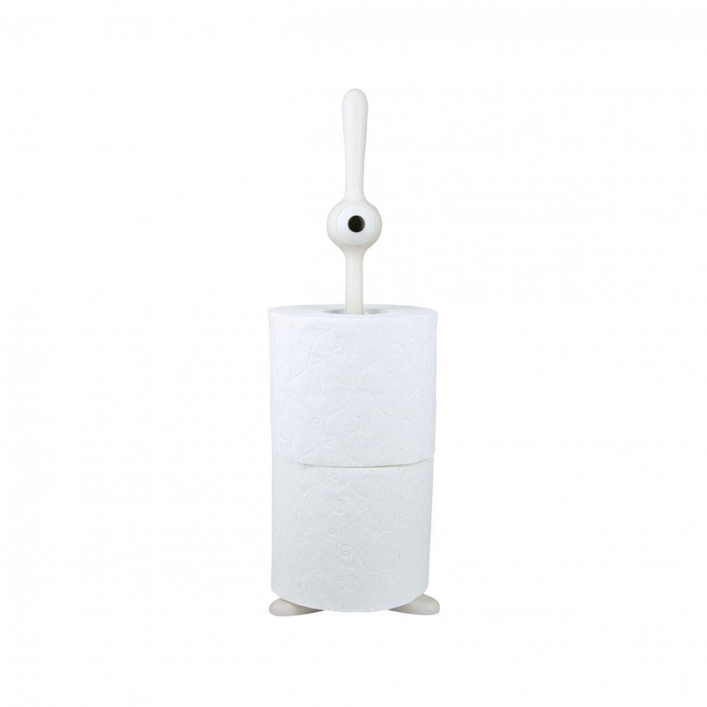 TOQ Papierrollenhalter cotton white