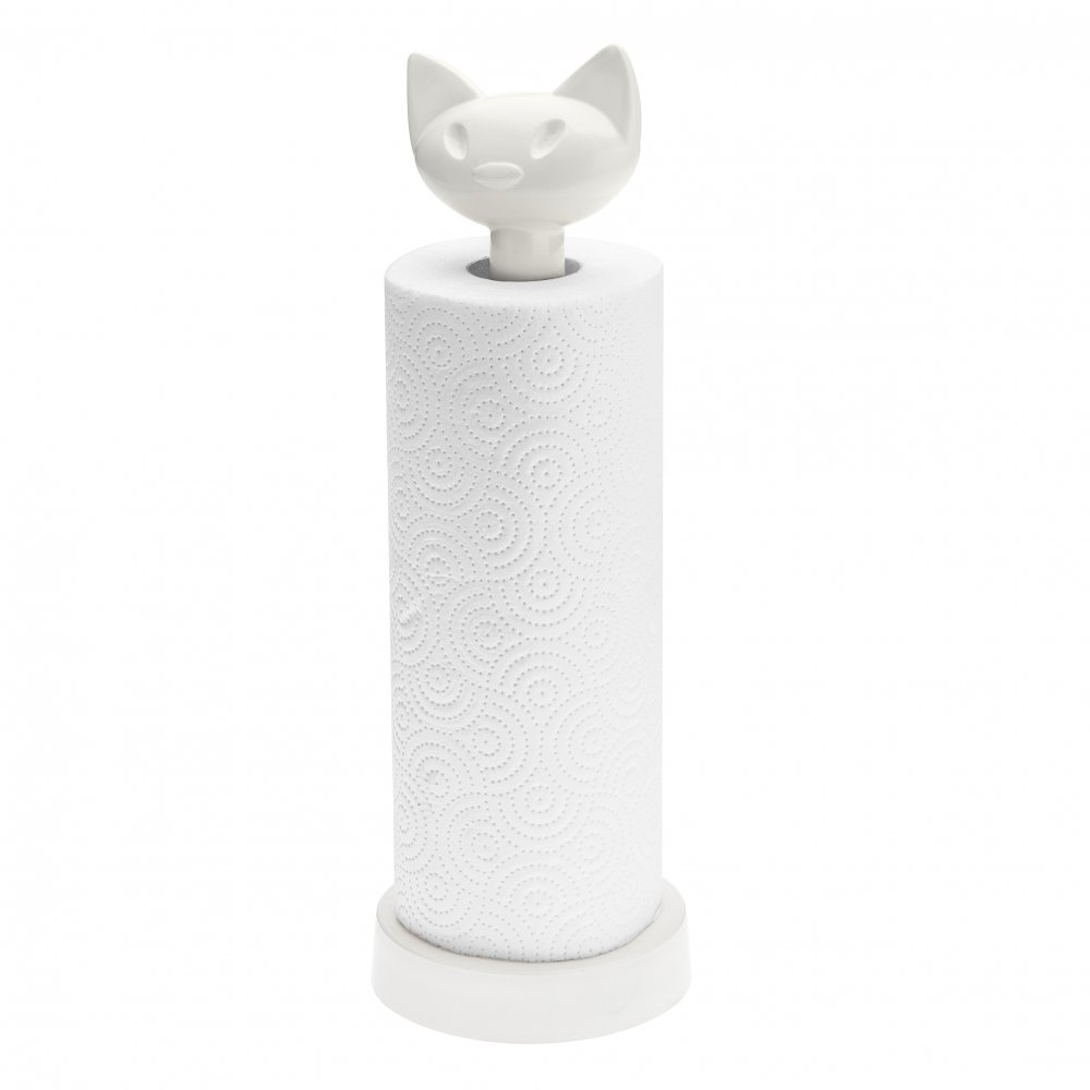 MIAOU Paper Towel Stand cotton white