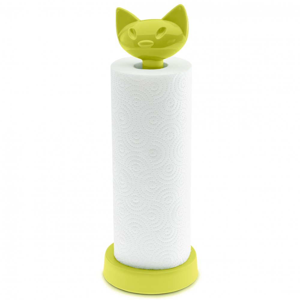 MIAOU Paper Towel Stand mustard green