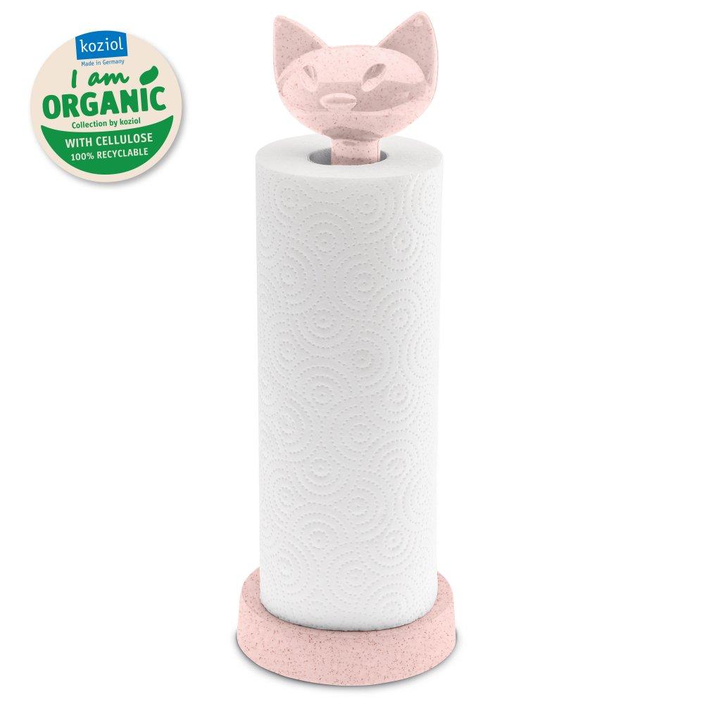 MIAOU ORGANIC Küchenrollenhalter organic pink