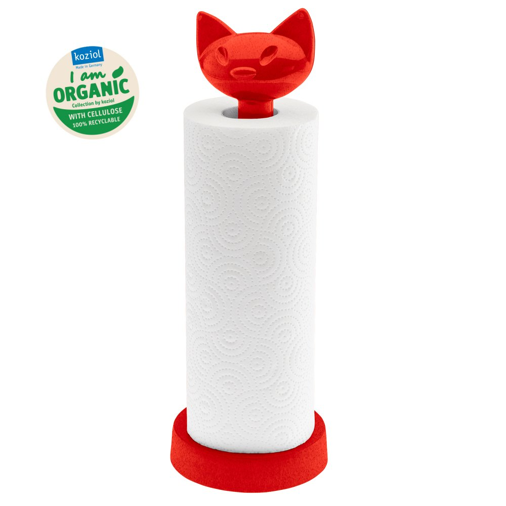 MIAOU Paper Towel Stand organic red