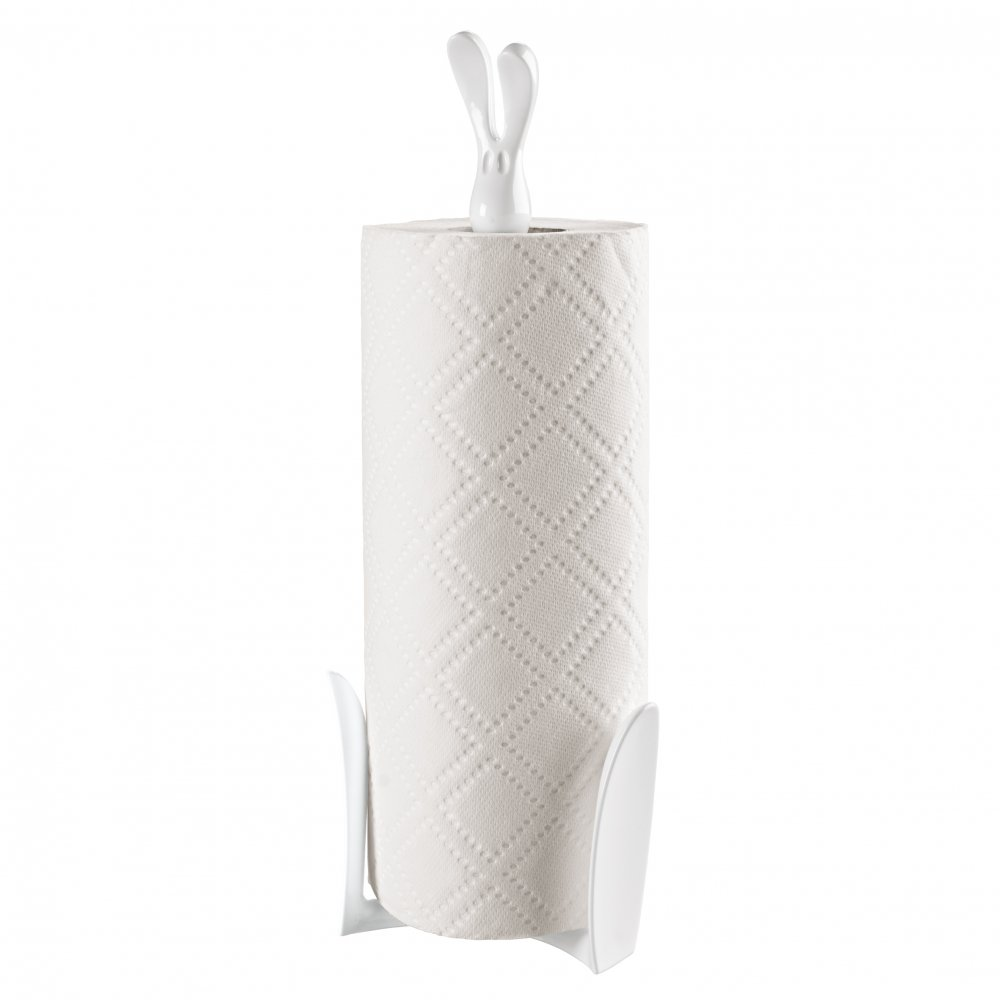 ROGER Paper Towel Stand cotton white