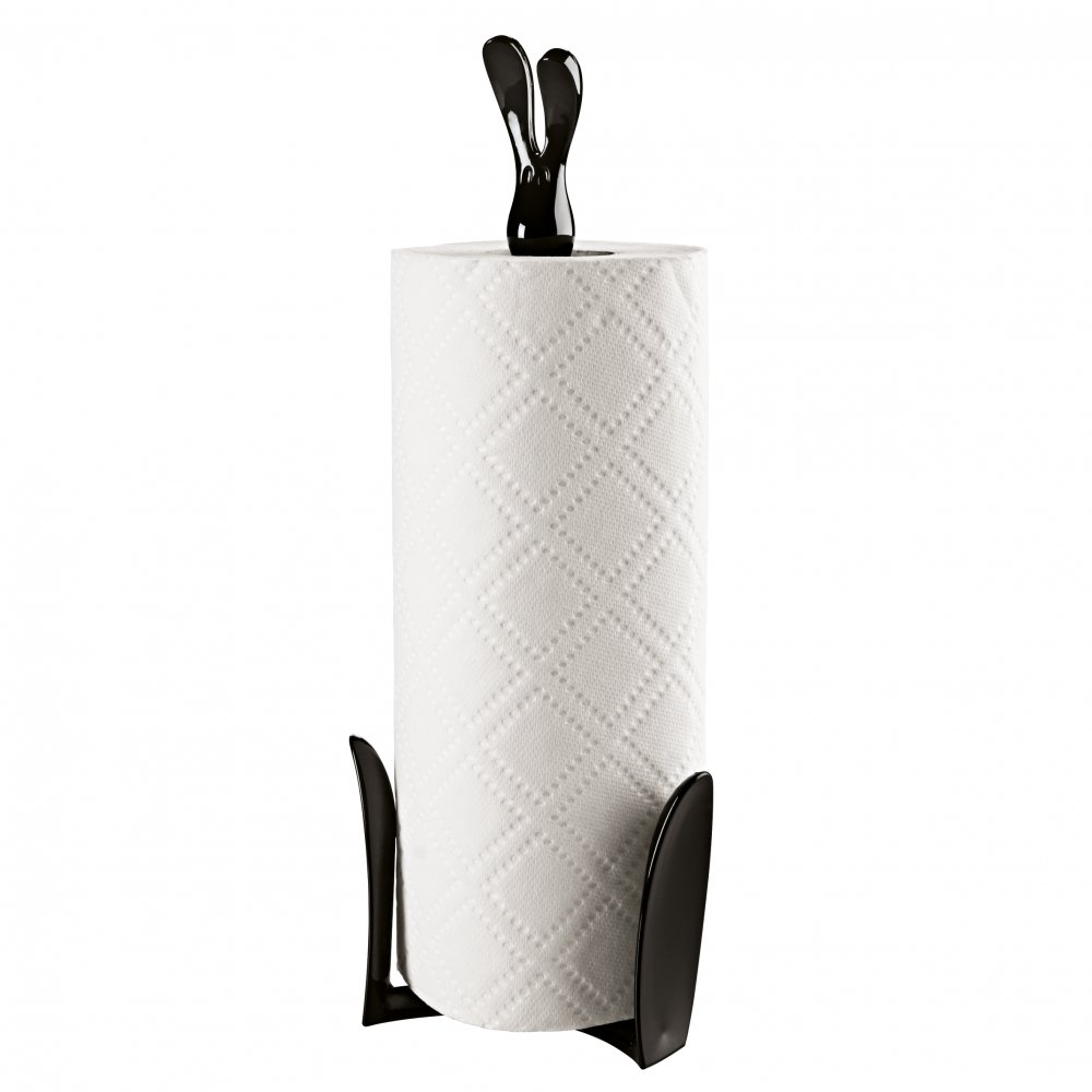 ROGER Paper Towel Stand cosmos black