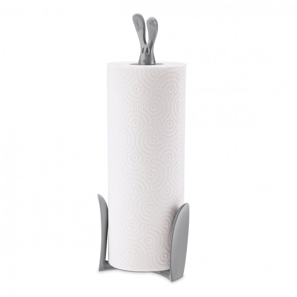 ROGER Paper Towel Stand cool grey