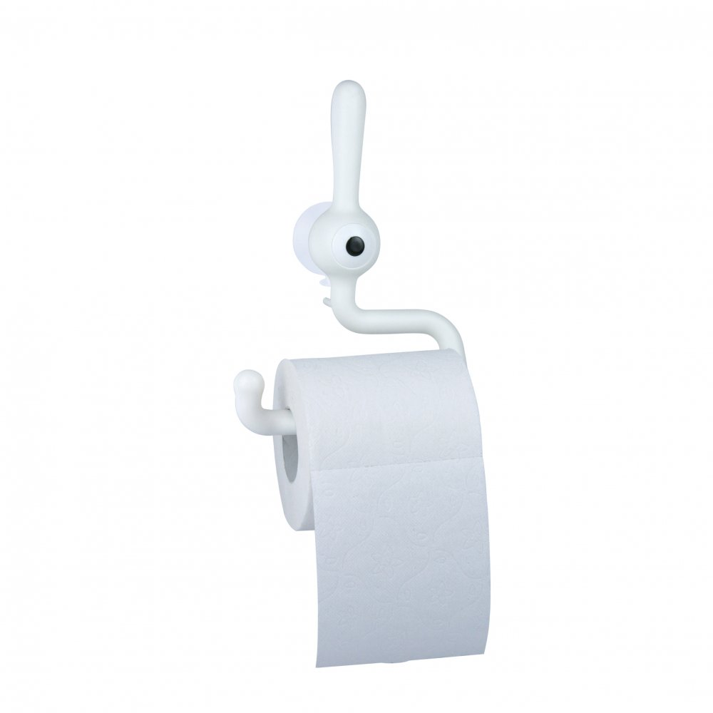 TOQ Toilettenpapierhalter cotton white