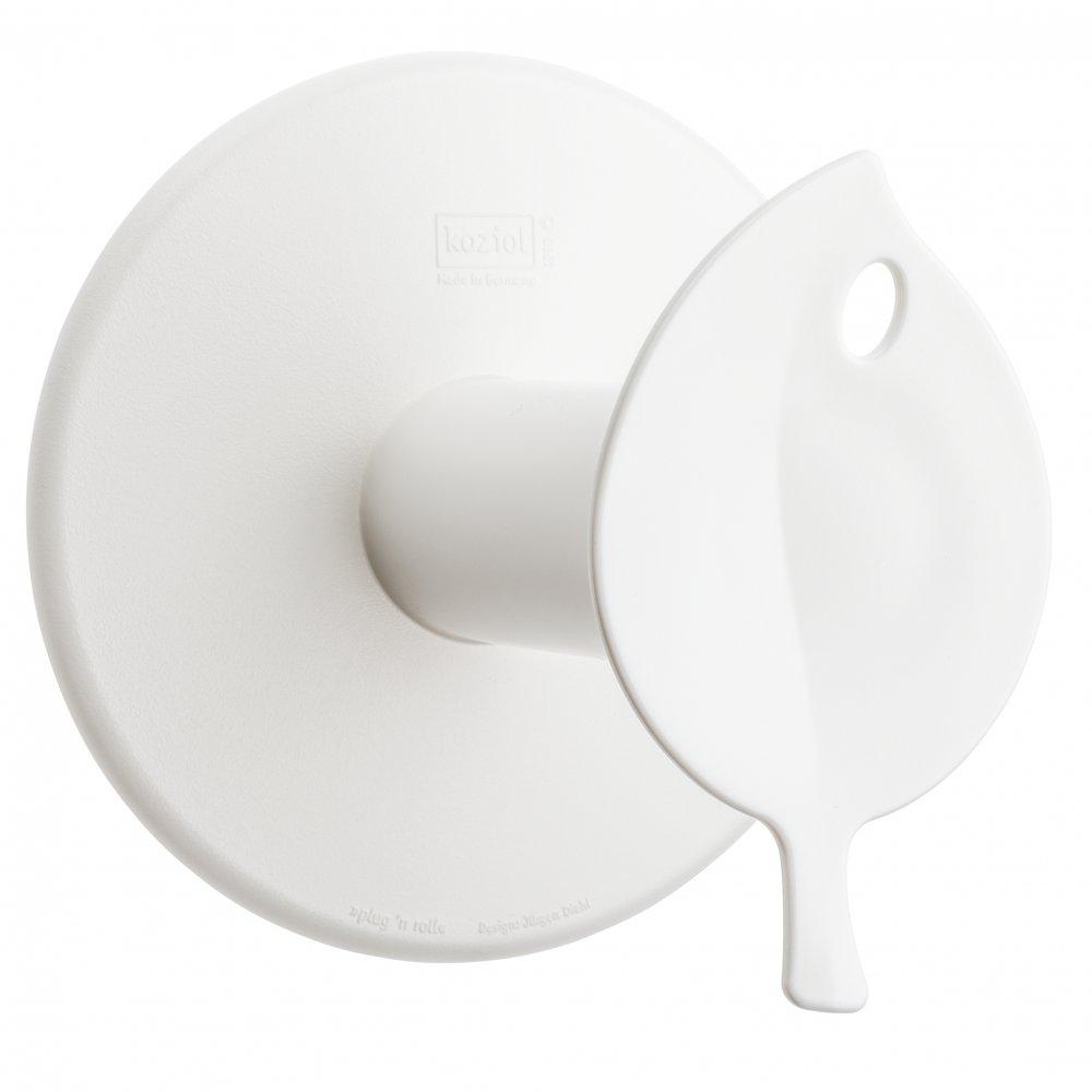 SENSE Toilet Paper Holder cotton white