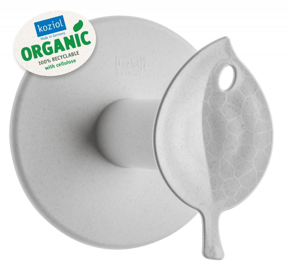 SENSE Toilet Paper Holder organic grey