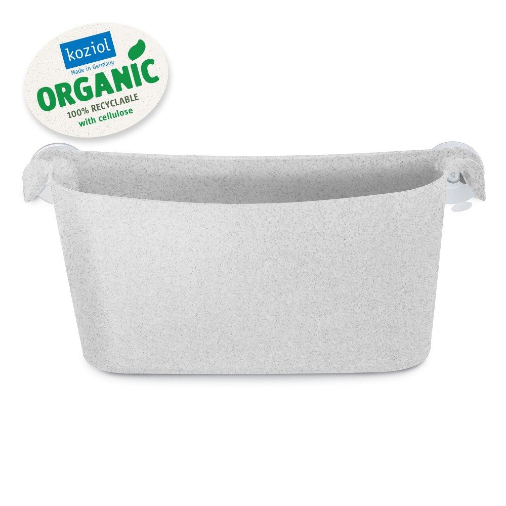 BOKS ORGANIC Utensilo organic grey