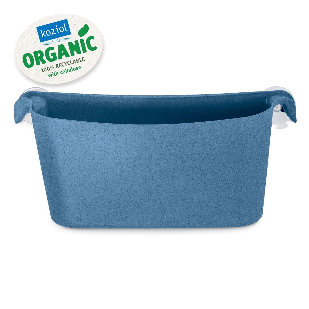 BOKS ORGANIC Utensilo organic deep blue