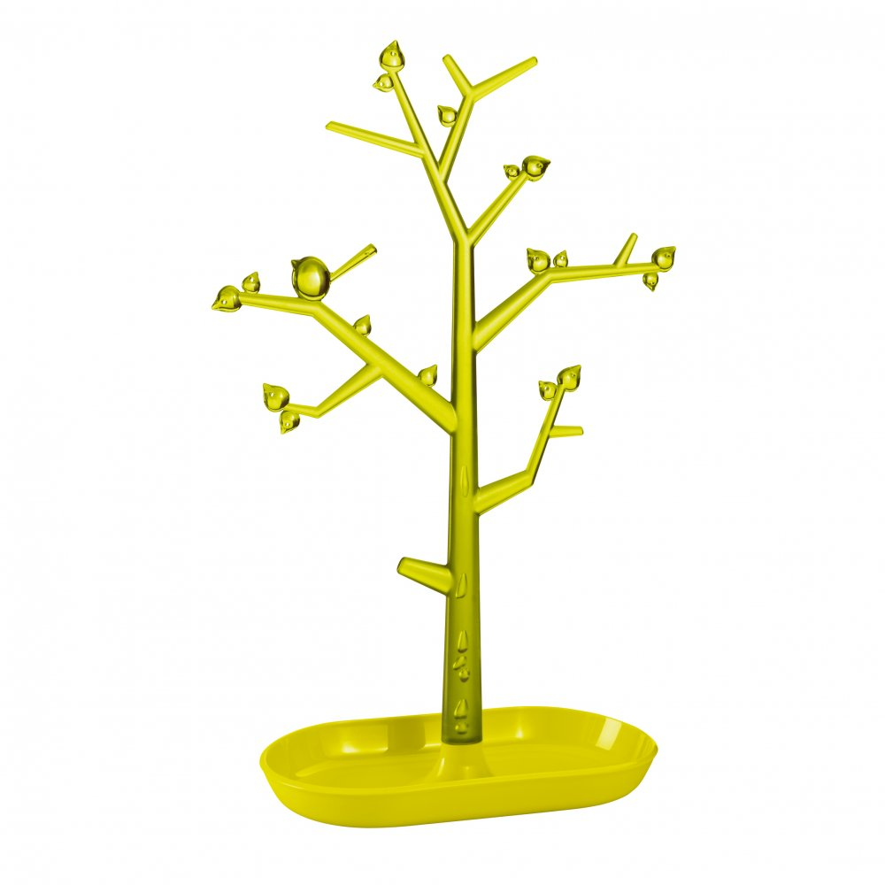 [pi:p] L Schmuckbaum senfgrün