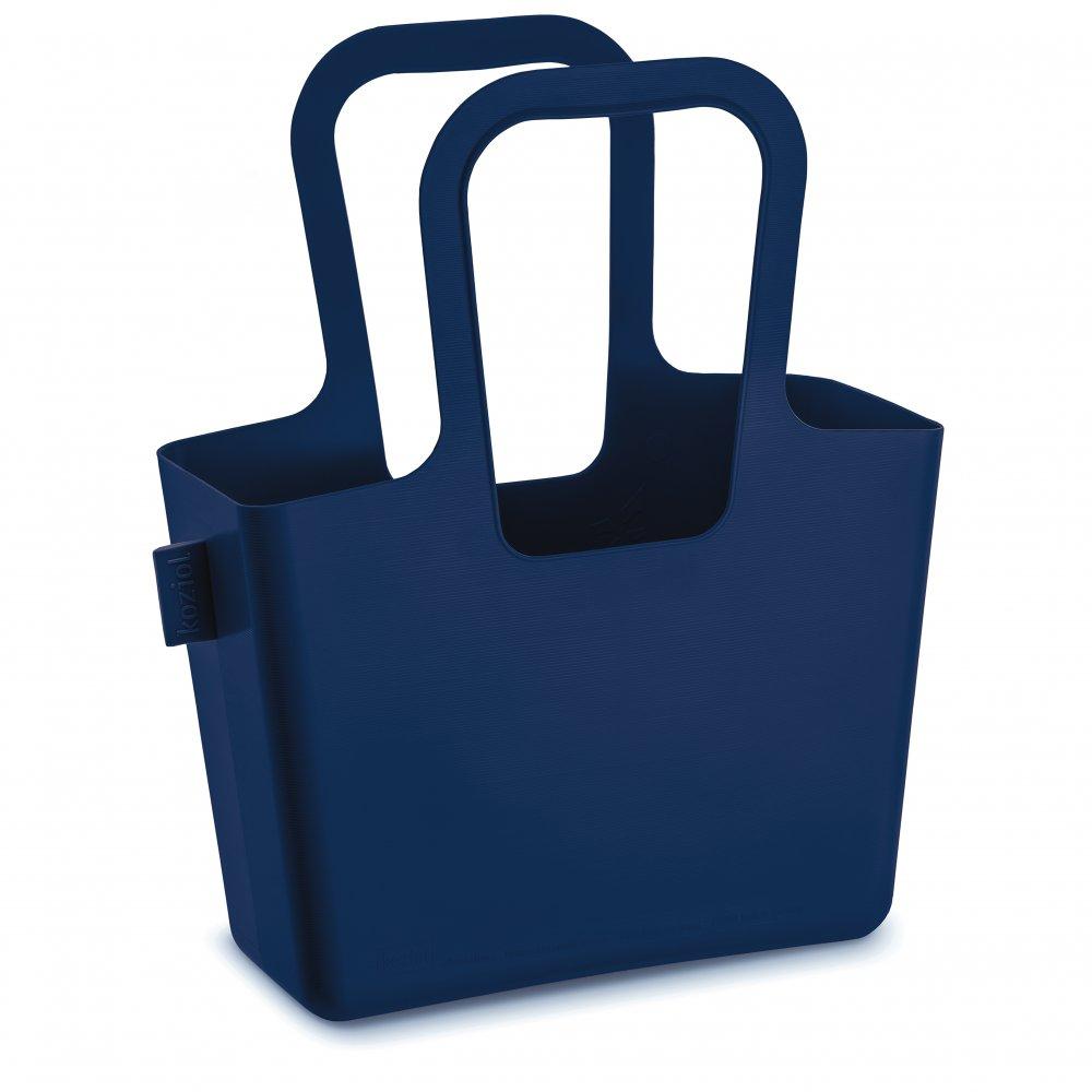 TASCHELINO Bag deep velvet blue