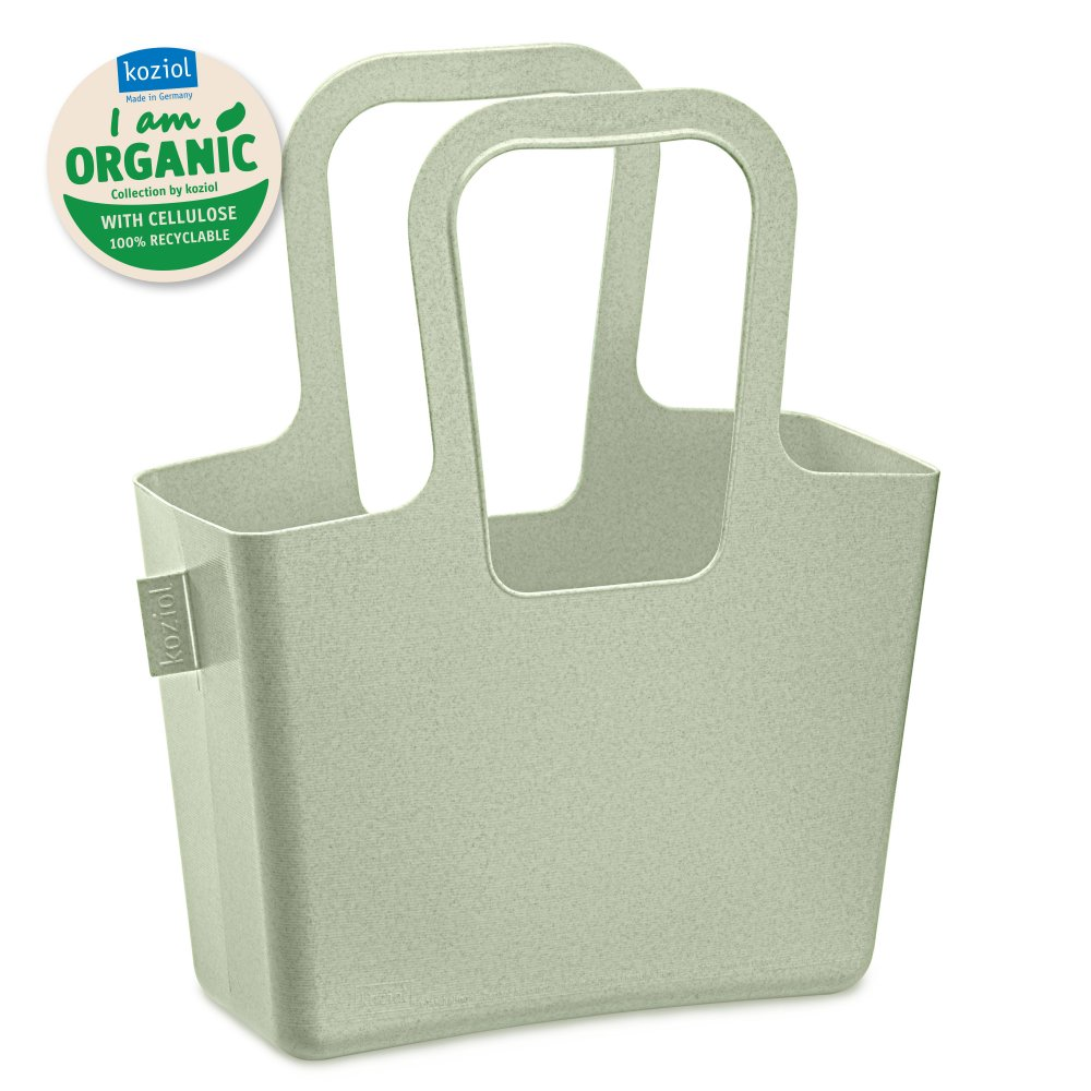 TASCHELINO Tasche organic green