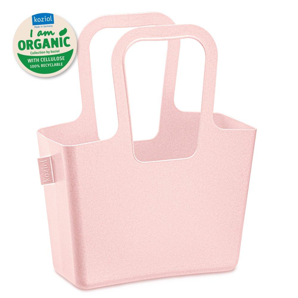 TASCHELINO Tasche organic pink
