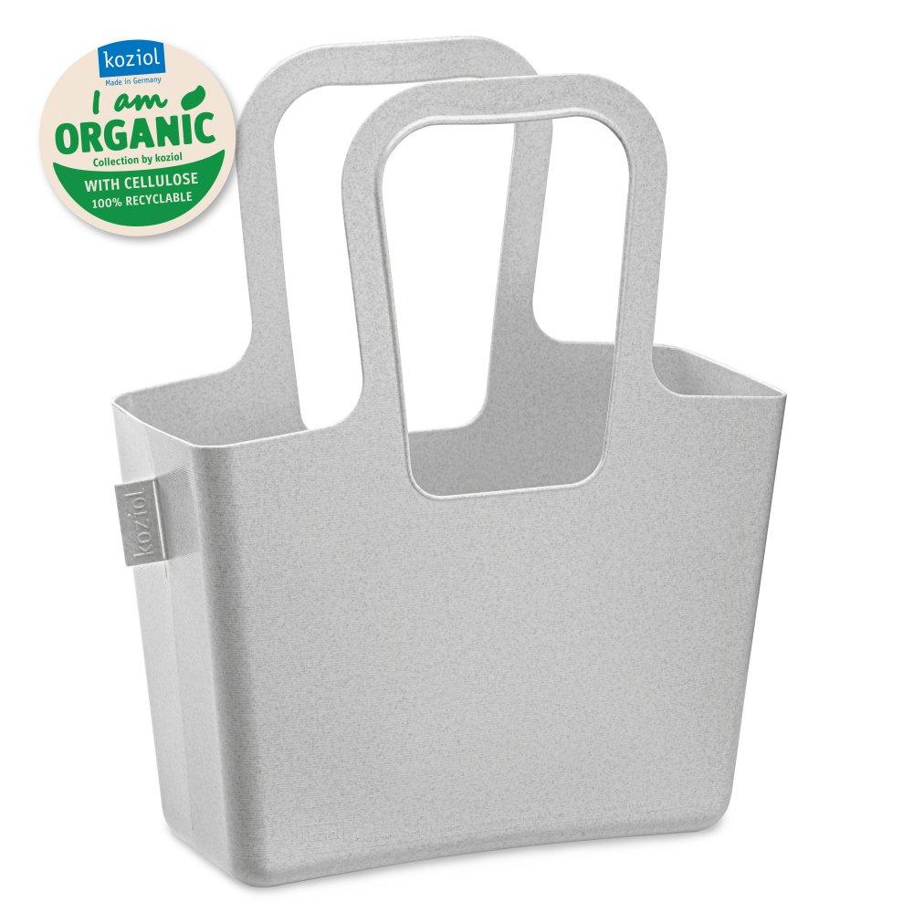 TASCHELINO ORGANIC Tasche organic grey