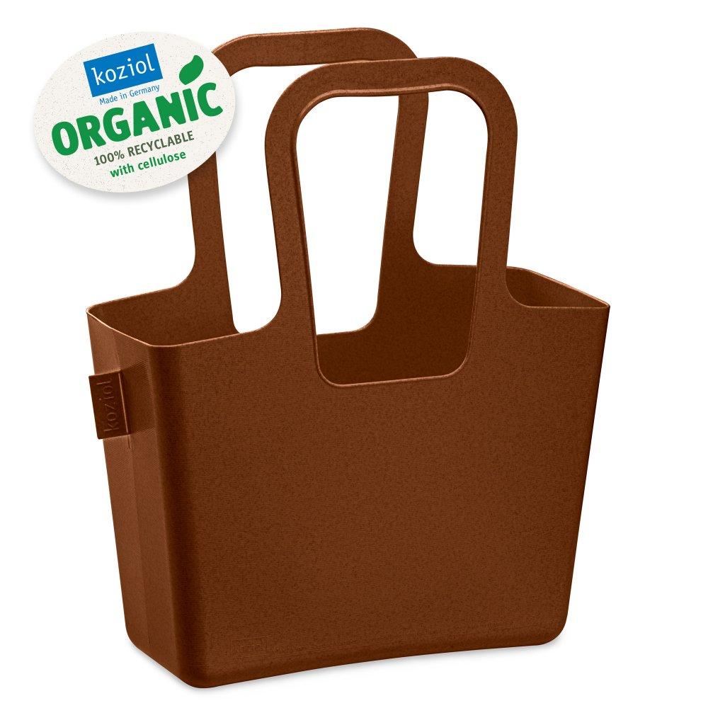 TASCHELINO ORGANIC Tasche organic rusty steel