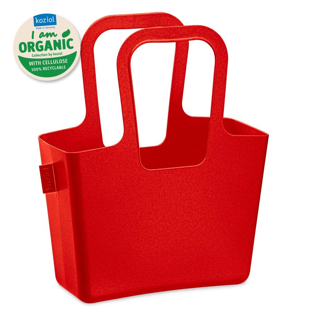 TASCHELINO Bag organic red