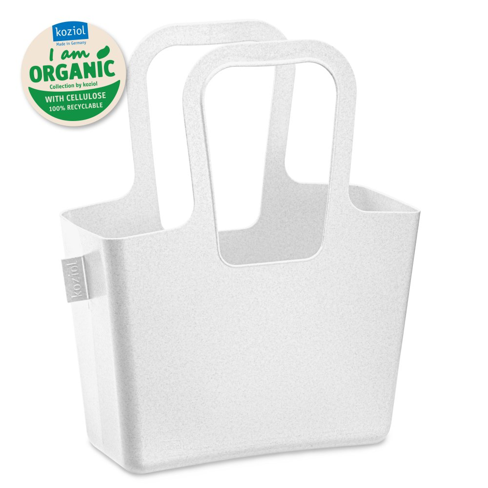 TASCHELINO Bag organic white