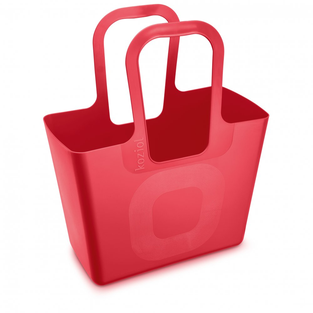 TASCHE XL Bag raspberry red