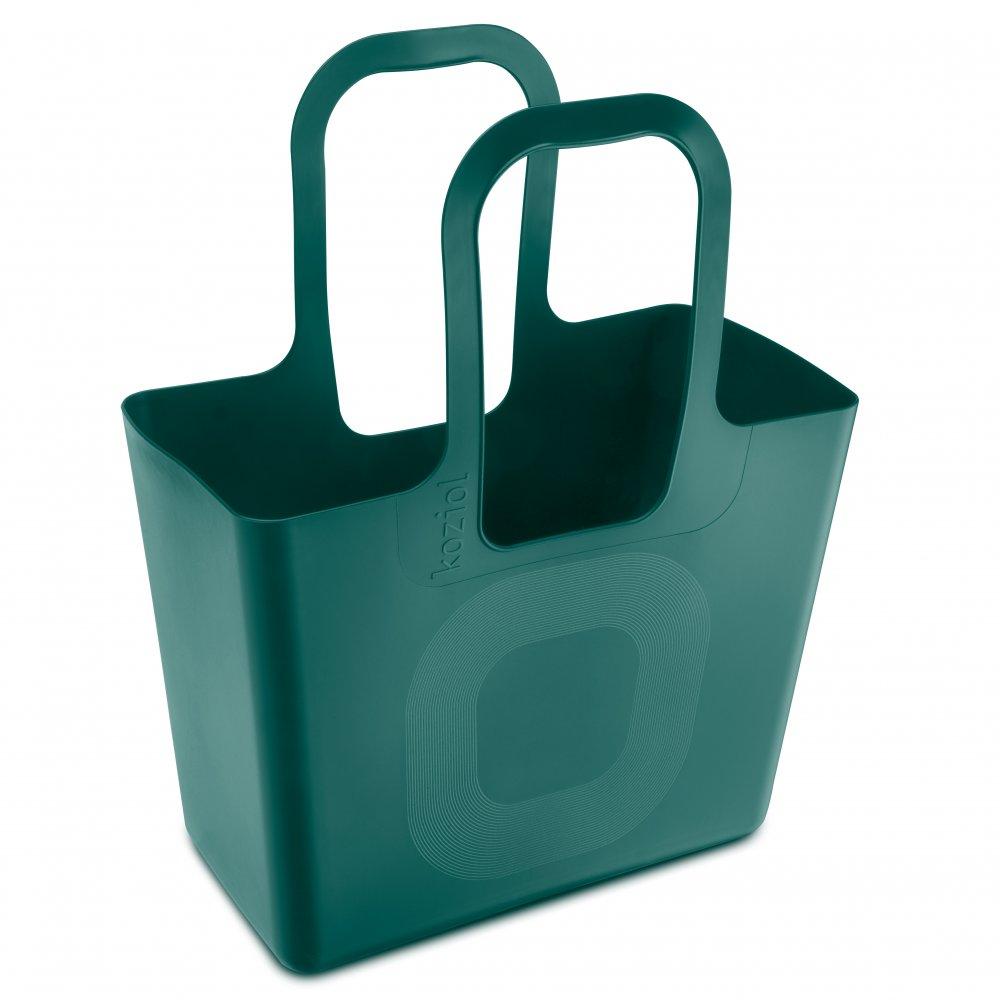 TASCHE XL Tasche emerald green