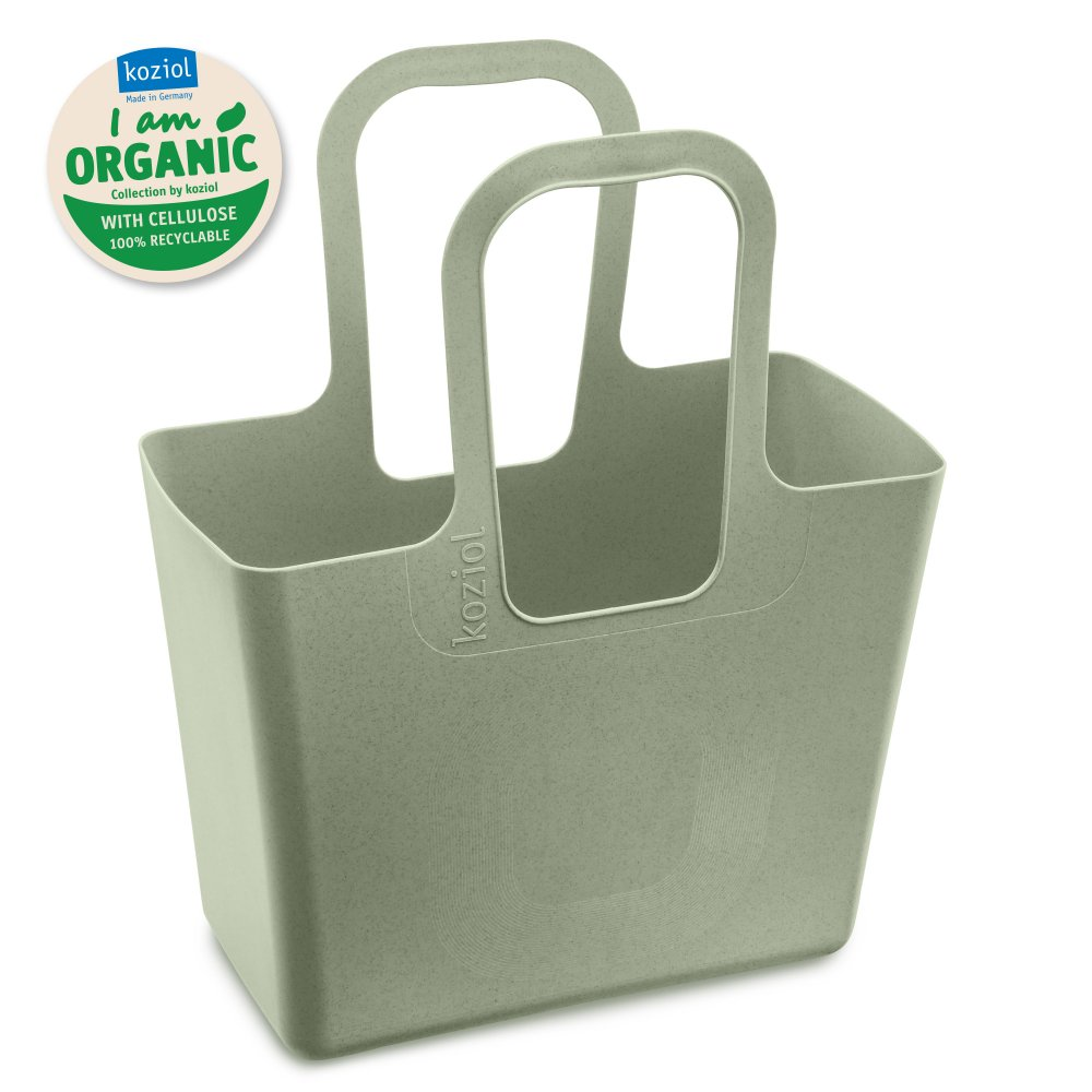 TASCHE XL ORGANIC Bag organic green