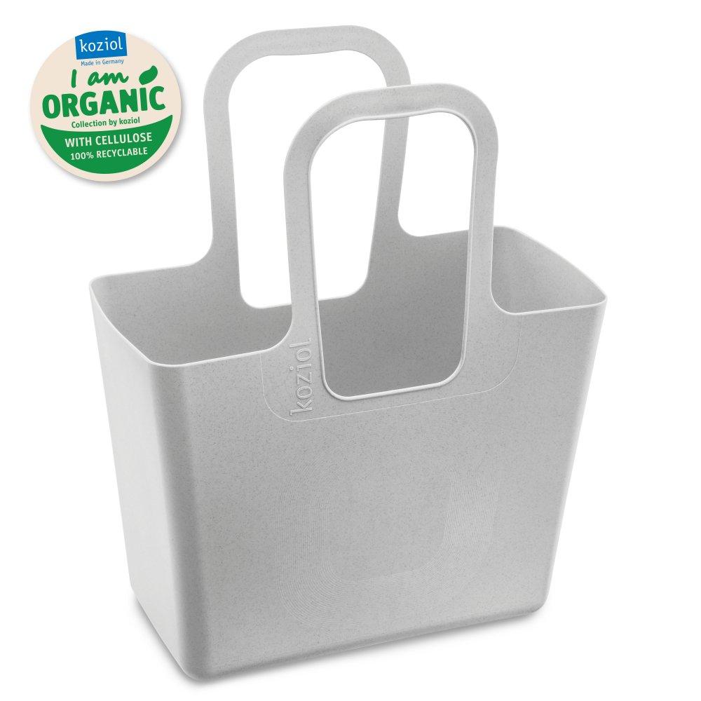 TASCHE XL ORGANIC Tasche organic grey