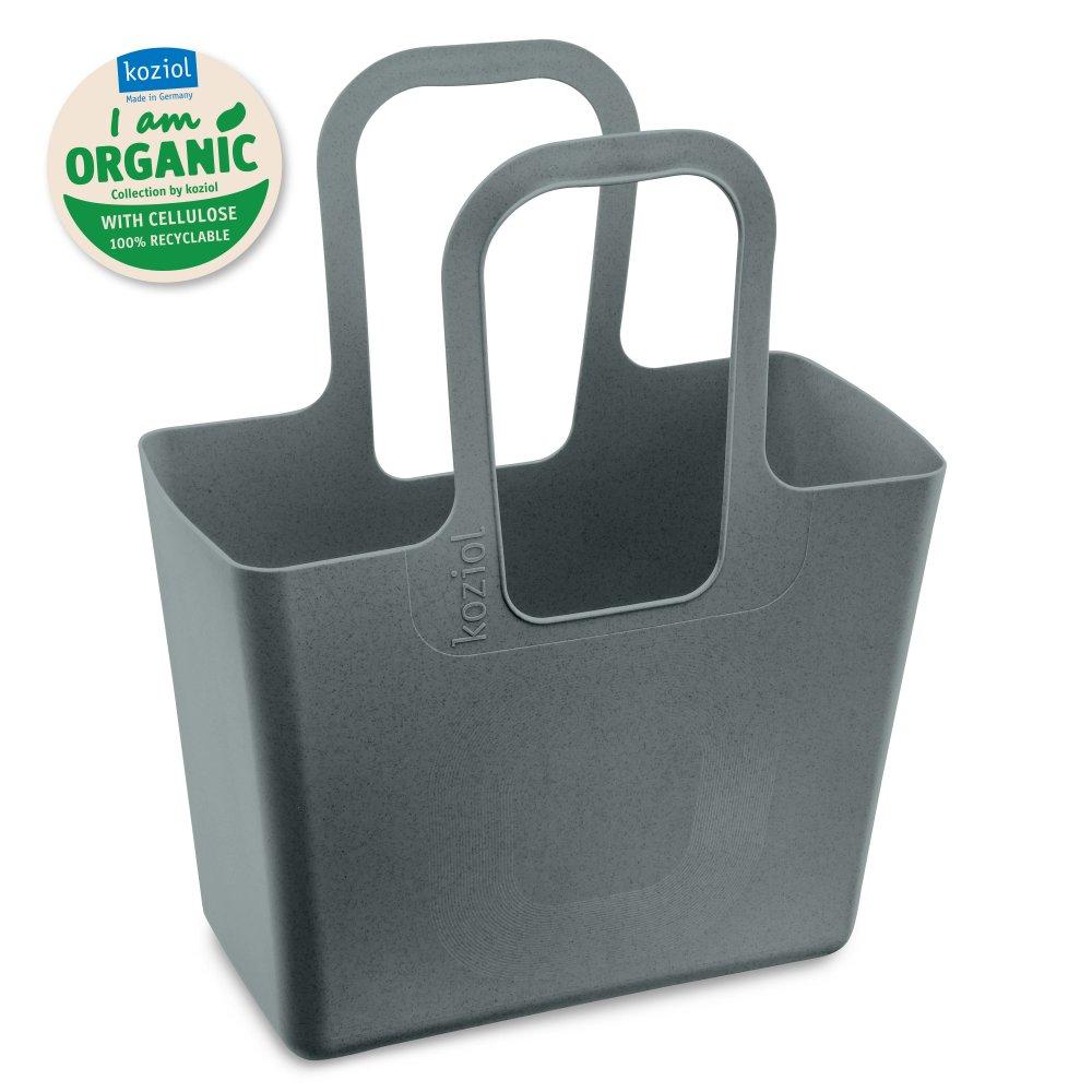 TASCHE XL ORGANIC Tasche organic deep grey