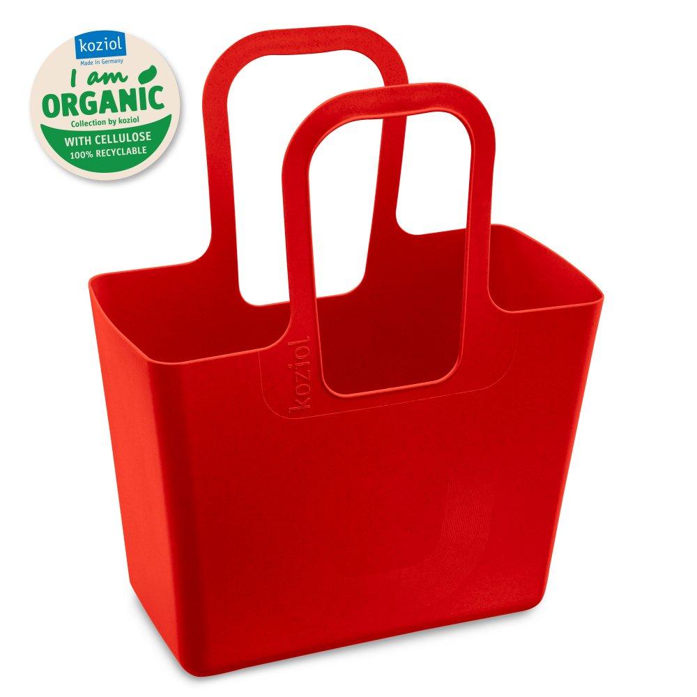 TASCHE XL Tasche organic red