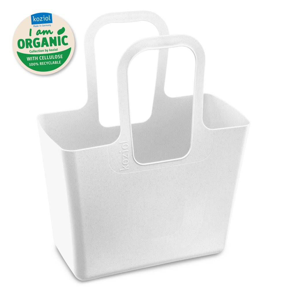 TASCHE XL Tasche organic white