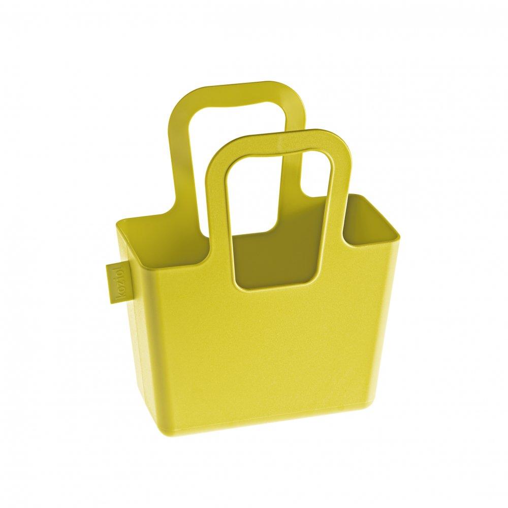 TASCHELINI Bag mustard green