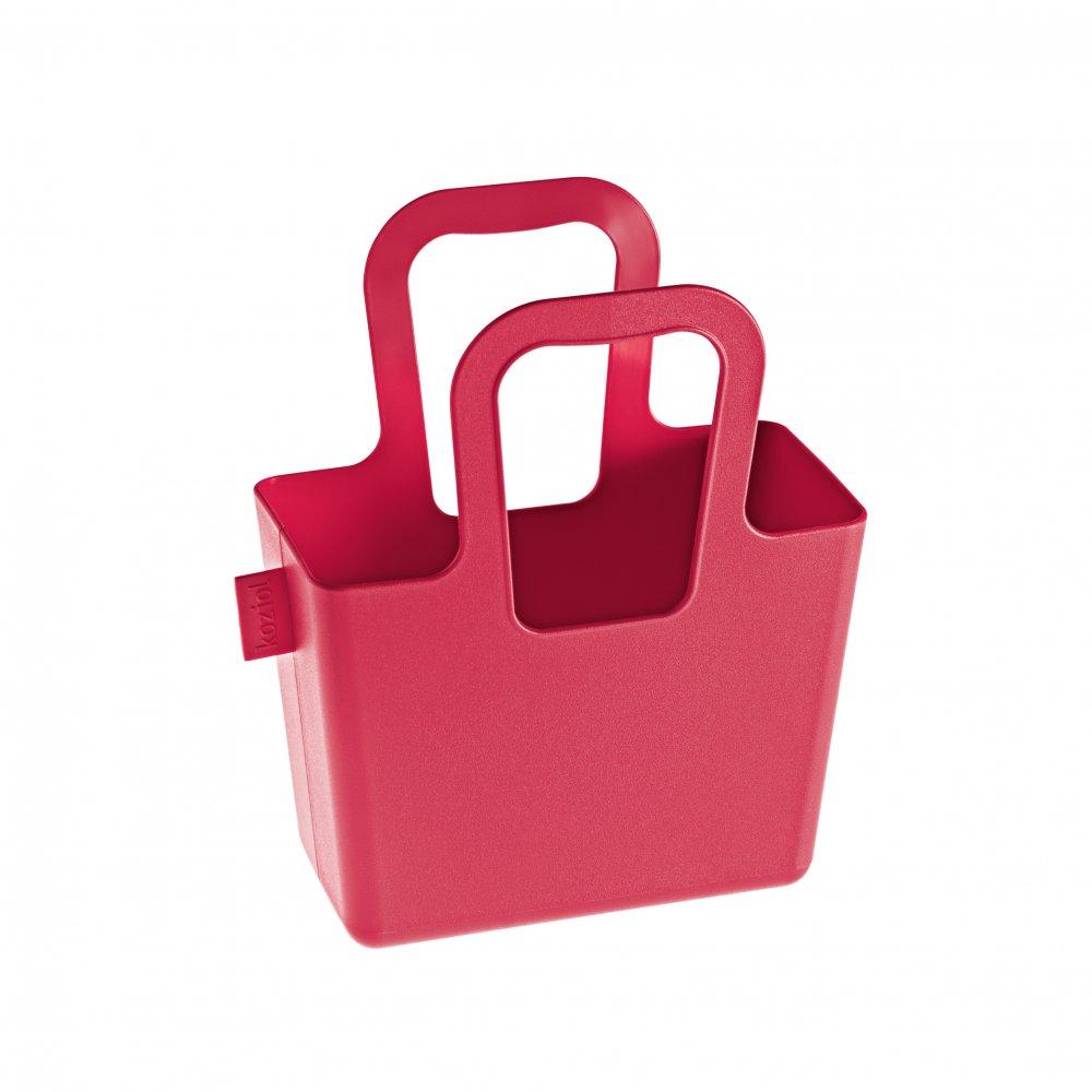 TASCHELINI Bag raspberry red