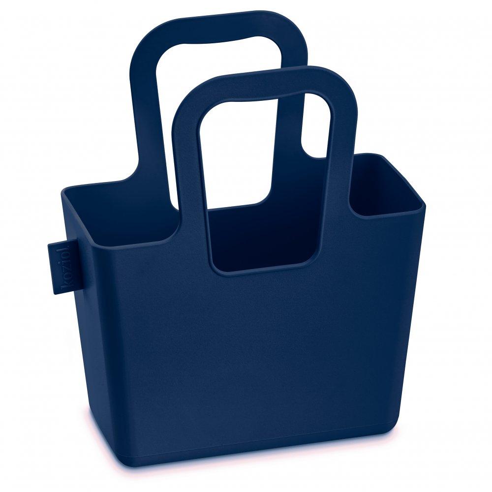 TASCHELINI Tasche deep velvet blue