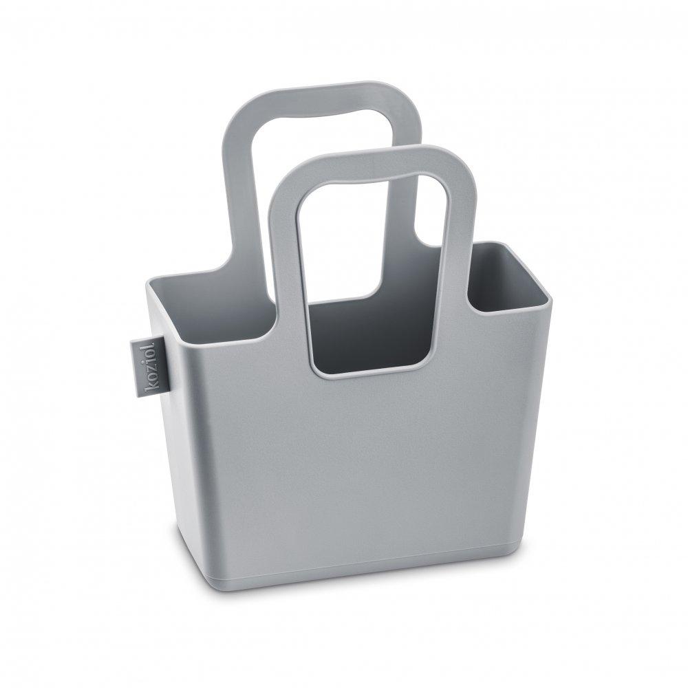 TASCHELINI Tasche cool grey